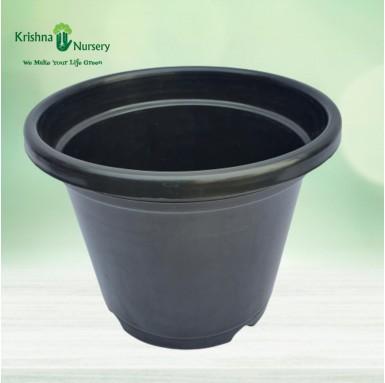 """10"""" Black Pot"""