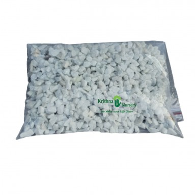 Marble Chips White