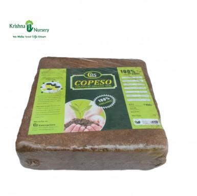 Coco Peat Block - 5 kg